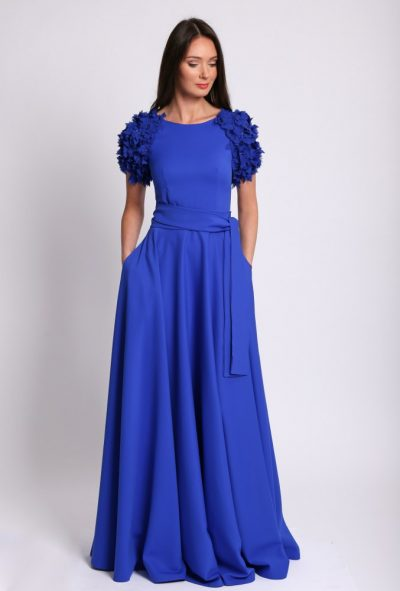 emelita-royal blue dress