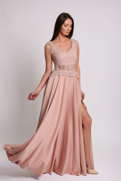 emelita-lace evening dress